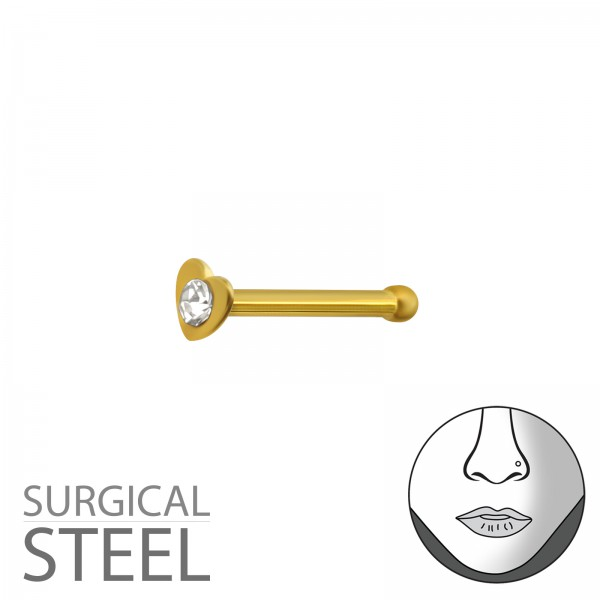 Labret & Barbell NSD-057-GD/37417