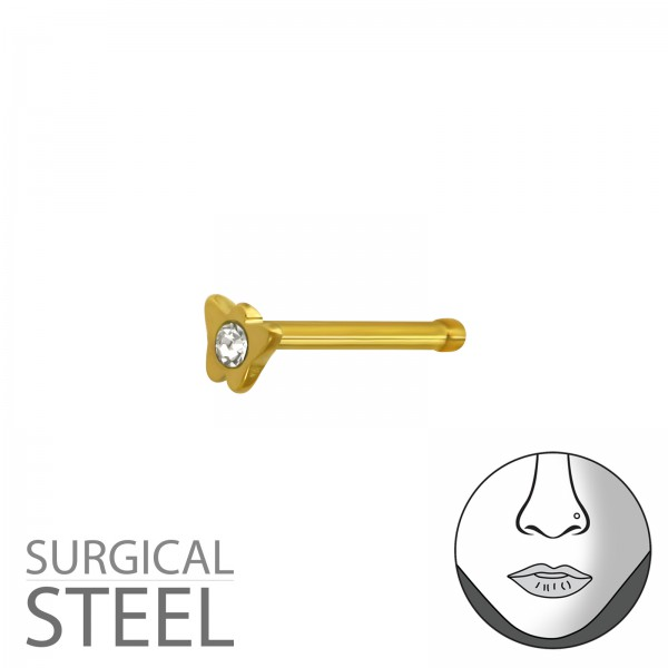 Labret & Barbell NSD-127-GD/37448