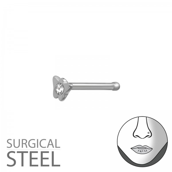 Labret & Barbell NSD-127-SS/37451