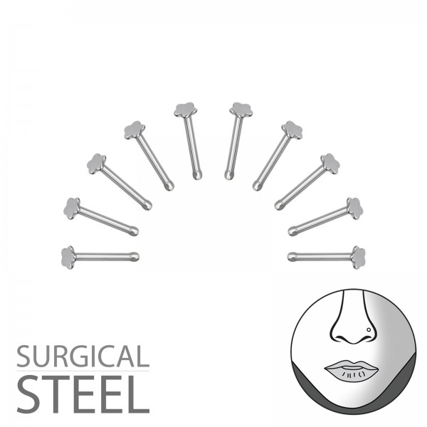 Labret & Barbell NSN-06-SS/36024