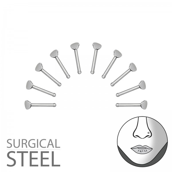 Labret & Barbell NSN-07-SS/36025
