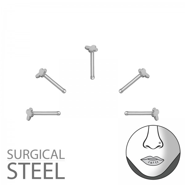 Labret & Barbell NSN-131-SS/36019