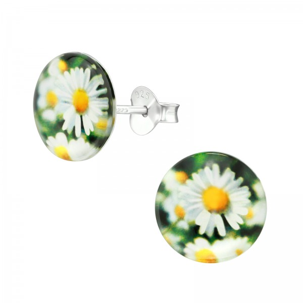 Colorful Ear Studs CCRD30-BD1851-11/38748
