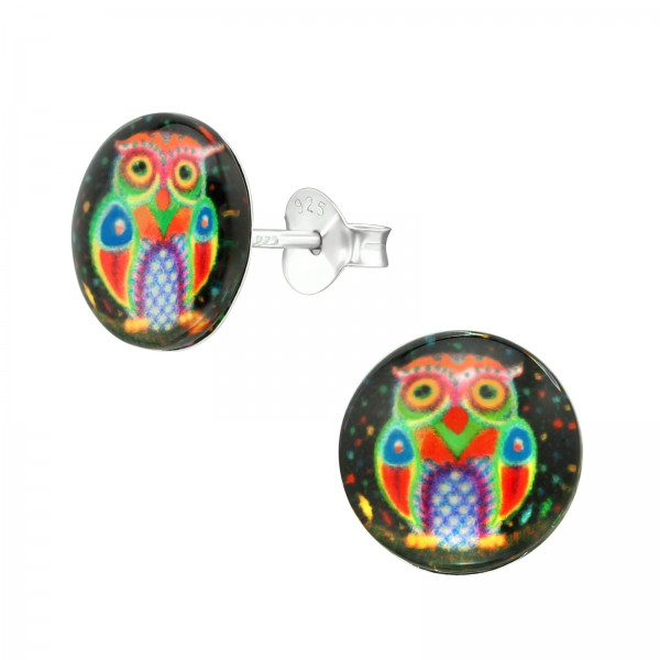 Colorful Ear Studs CCRD30-BD1851-118/38758