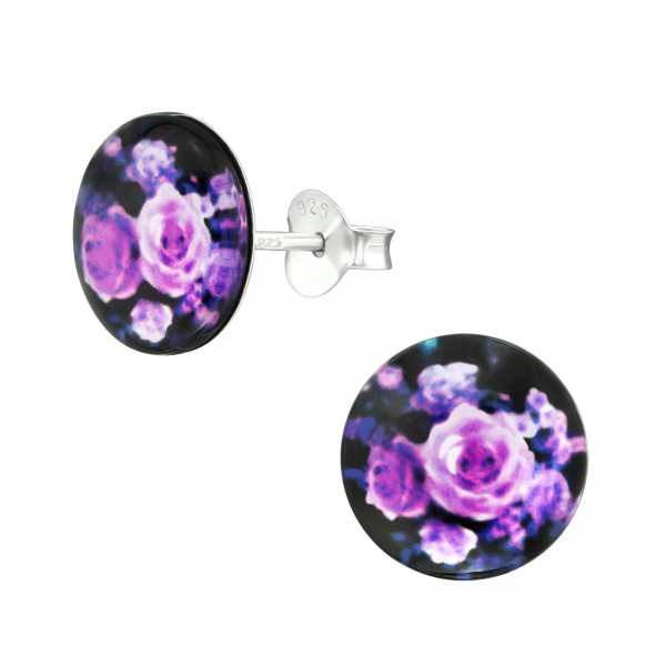 Colorful Ear Studs CCRD30-BD1851-18/38753