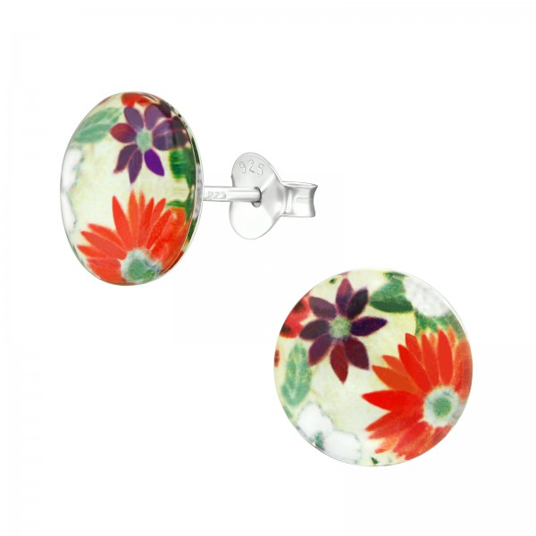 Colorful Ear Studs CCRD30-BD1851-29/38751