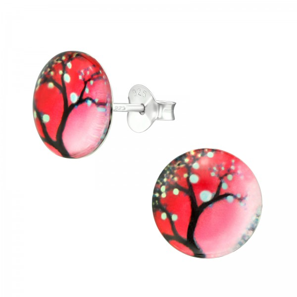 Colorful Ear Studs CCRD30-BD1851-34/38750