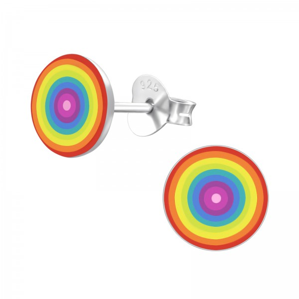 Colorful Ear Studs CCRD30-LG012/19699