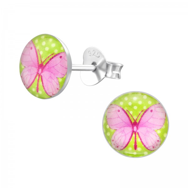 Colorful Ear Studs CCRD30-LG030/19717