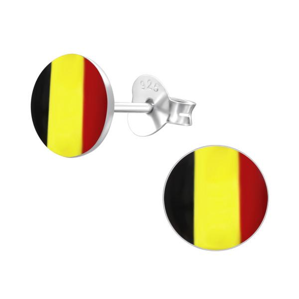 Colorful Ear Studs CCRD30-LG101 BELGIUM/24434