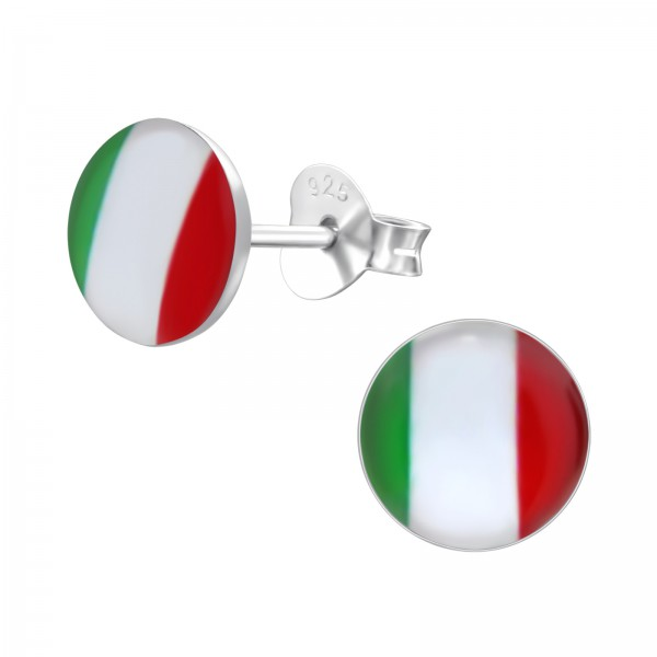Colorful Ear Studs CCRD30-LG104 ITALY/26132
