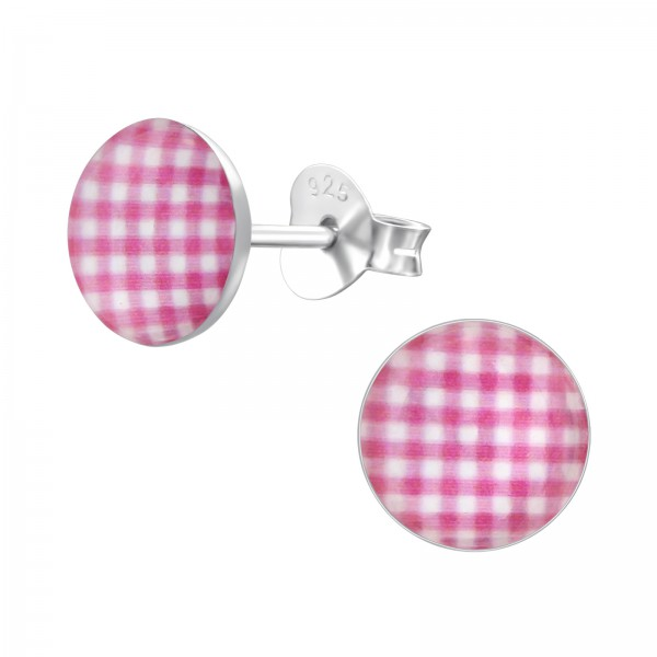 Colorful Ear Studs CCRD30-LG141/24469
