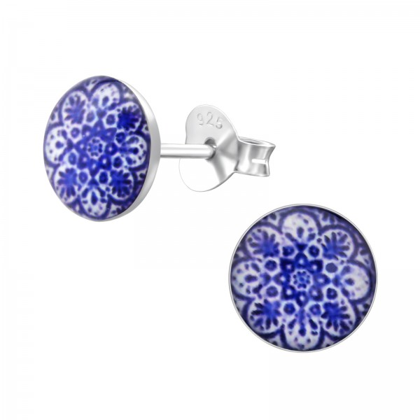 Colorful Ear Studs CCRD30-LG206/28706