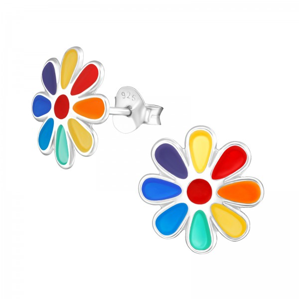 Colorful Ear Studs ES-APS1036-CL MIX/11752