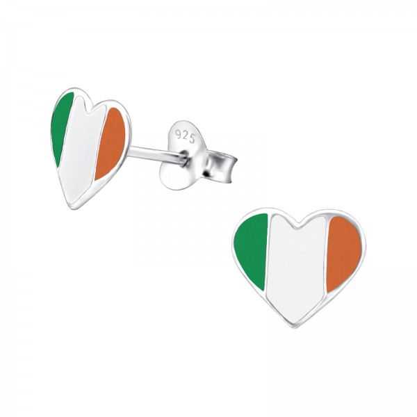 Colorful Ear Studs ES-APS1113 IRELAND/23048