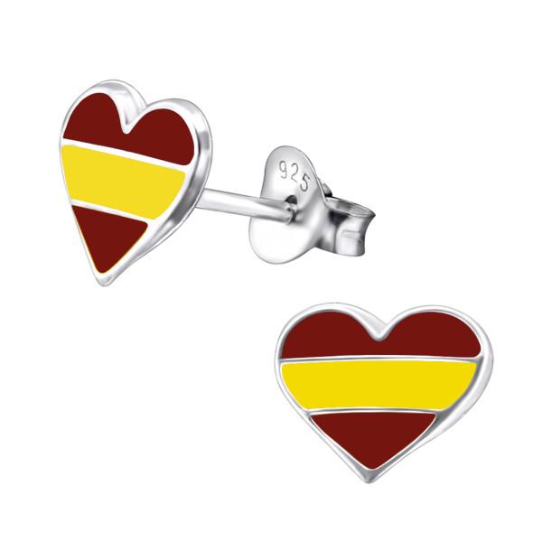 Colorful Ear Studs ES-APS1115 SPAIN/22119