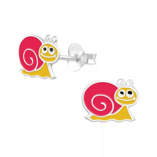 Colorful Ear Studs ES-APS1190 PK/YEL/14151