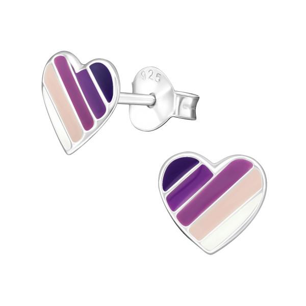 Colorful Ear Studs ES-APS1546-N4/22311
