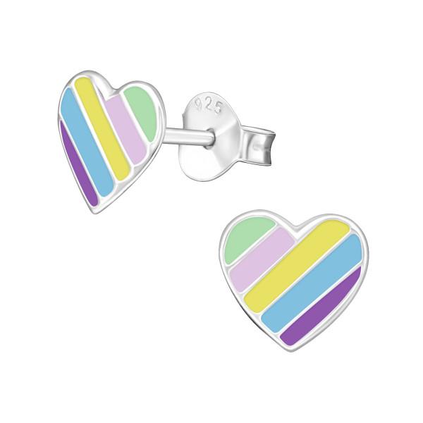 Colorful Ear Studs ES-APS1546-N9/39877