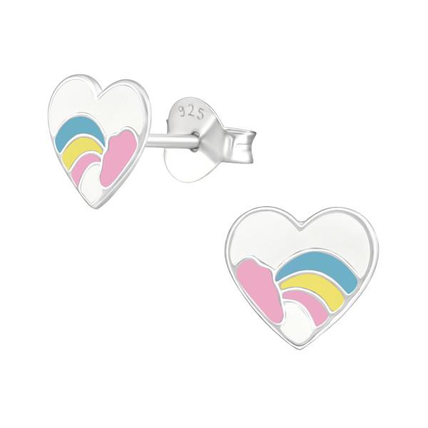 Colorful Ear Studs ES-APS1557-N5/39393