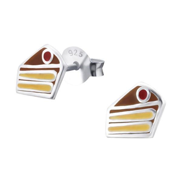 Colorful Ear Studs ES-APS1627 BR/18731