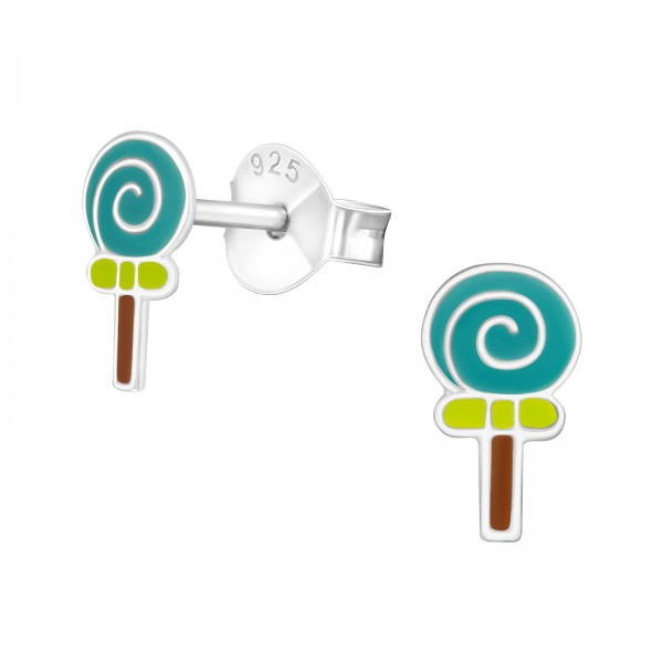 Colorful Ear Studs ES-APS1630-002/35791