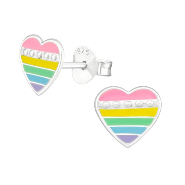 Colorful Ear Studs ES-APS1671-N4/39851