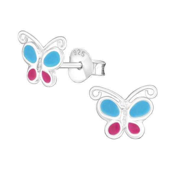 Colorful Ear Studs ES-APS1687 BL/16911