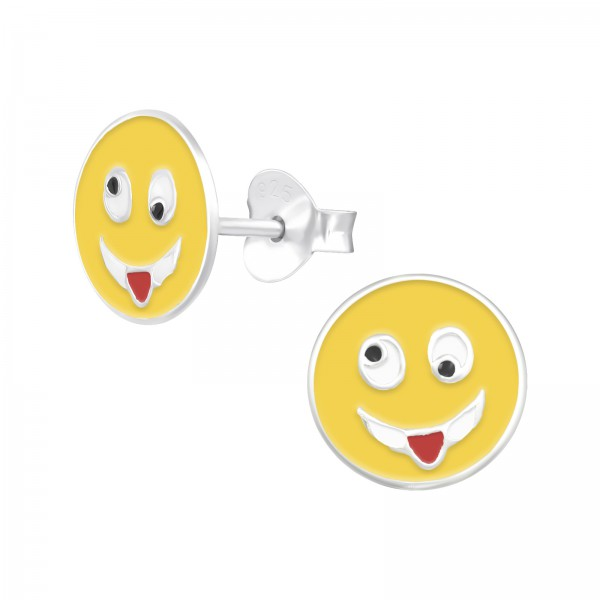 Colorful Ear Studs ES-APS2251 YELLOW/39398