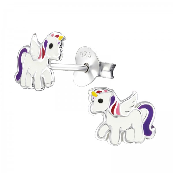 Colorful Ear Studs ES-APS2751-N4/30574