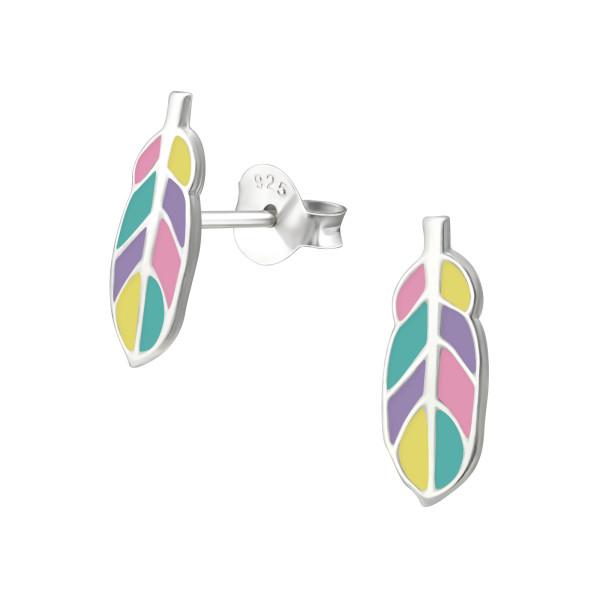 Colorful Ear Studs ES-APS3094-N4/33540