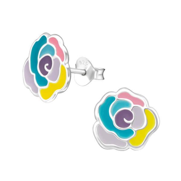 Colorful Ear Studs ES-APS314-002/33067