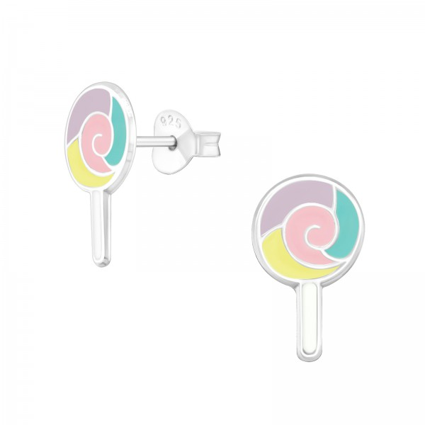 Colorful Ear Studs ES-APS3224-N2/33559