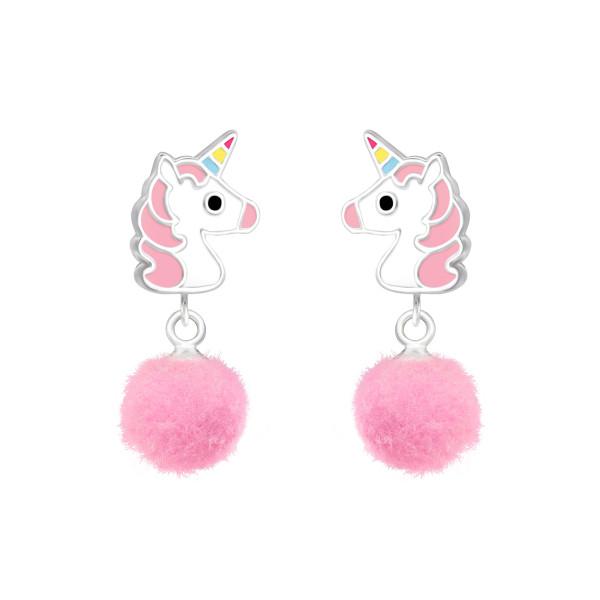 Colorful Ear Studs ES-APS3385-N2-HP-JP3-POM-8/37163