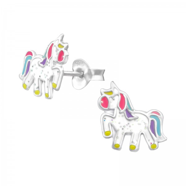 Colorful Ear Studs ES-APS3442-002/35140