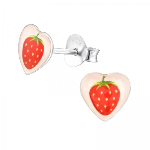 Colorful Ear Studs ES-APS3598-LG411/31708