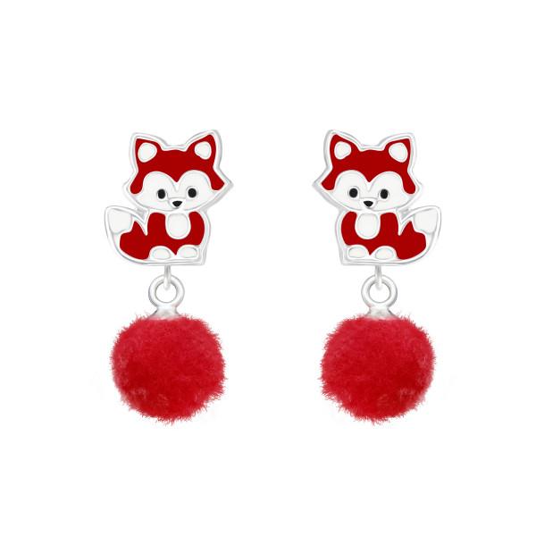 Colorful Ear Studs ES-APS3768-N1-HP-JP3-POM-8/37165