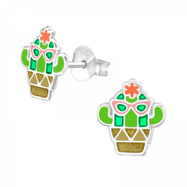 Colorful Ear Studs ES-APS3882-003/37496