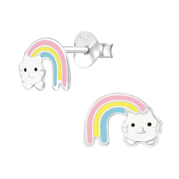 Colorful Ear Studs ES-APS3914-N3/38389