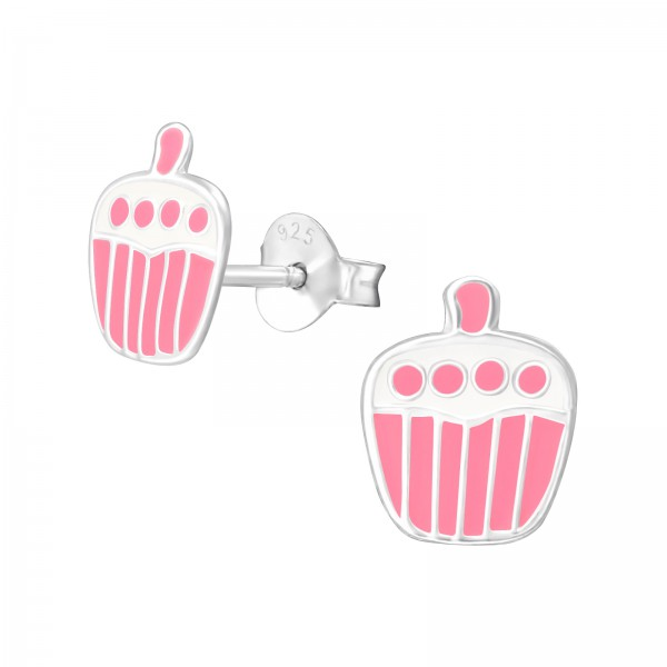 Colorful Ear Studs ESE-36 PK/WH/3676
