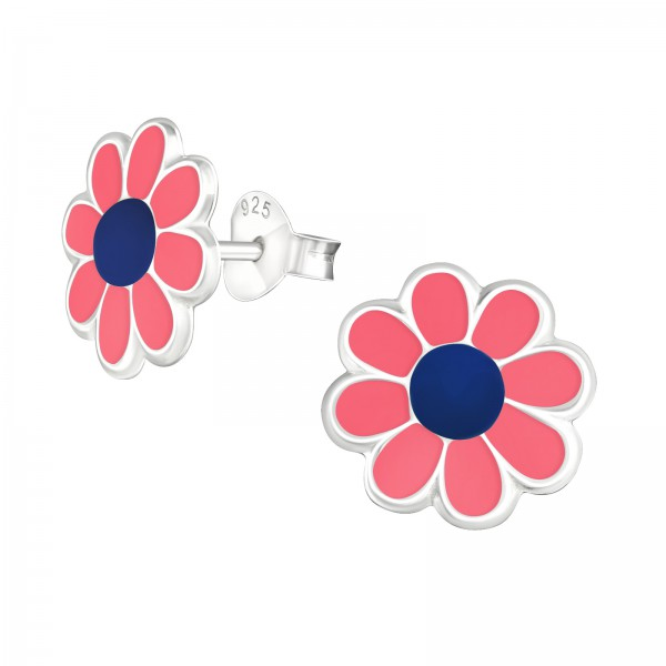 Colorful Ear Studs ESE-60 PINK/BLUE/3722