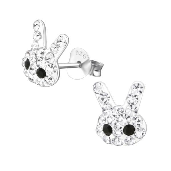 Crystal Ear Studs CC-APS1533/26511