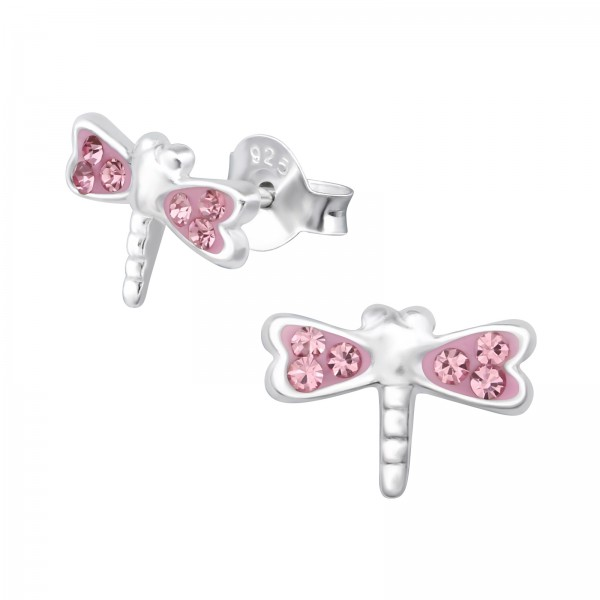 Crystal Ear Studs CC-APS1804/26514