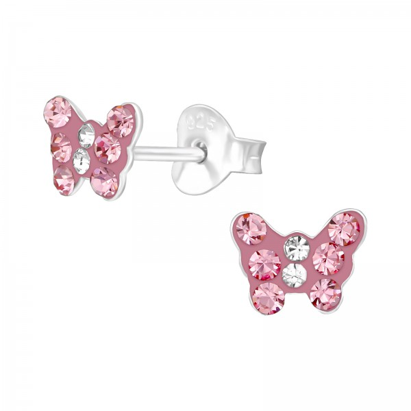 Crystal Ear Studs CC-APS1992-V2 LT.RO/CRY/39422