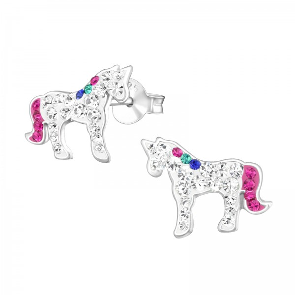 Crystal Ear Studs CC-APS3172 FUS/38713