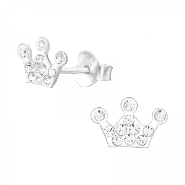 Crystal Ear Studs CC-APS3752/39850