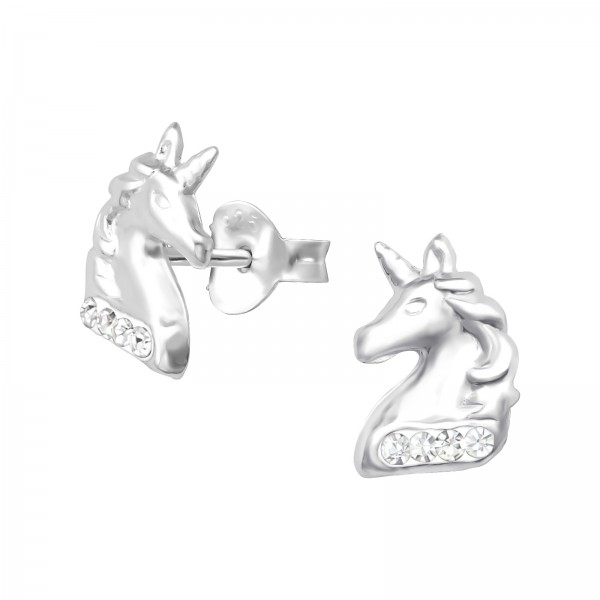 Crystal Ear Studs ES-APS3106/33690