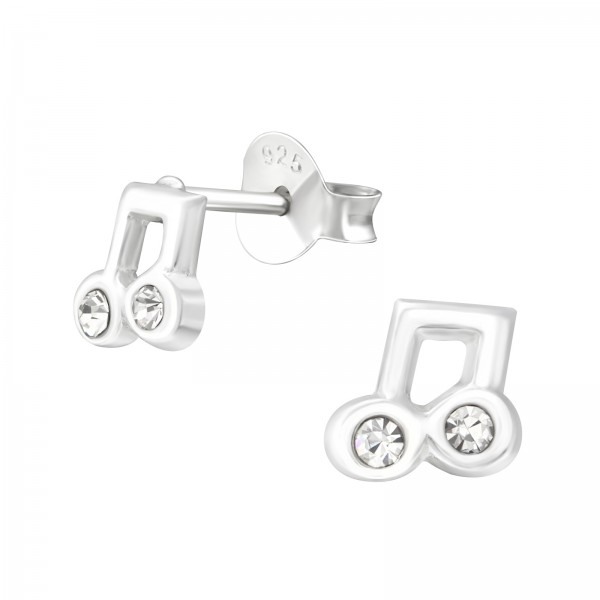 Crystal Ear Studs ES-APS3251/37352