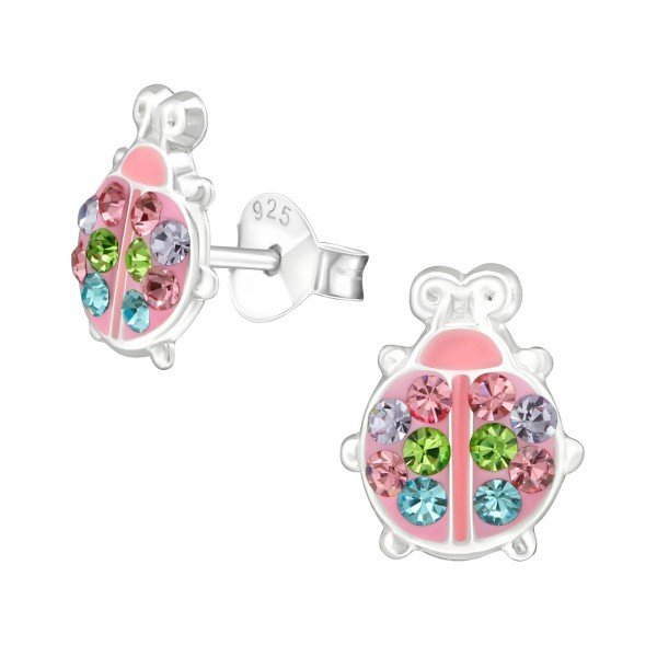 Crystal Ear Studs ES-APS3993/38545