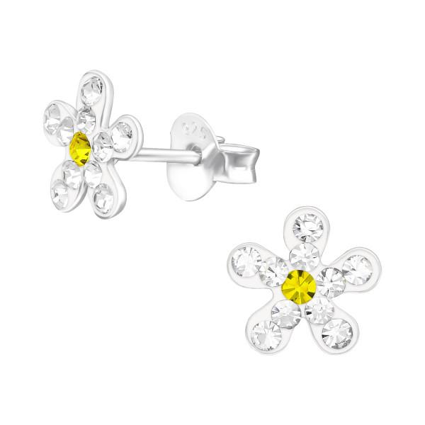 Crystal Ear Studs ES-APS4327 CRY/CIT/39822